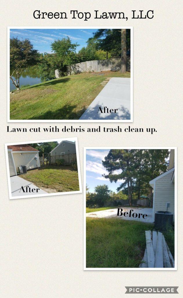 Lawn Mowing Service Norfolk Va